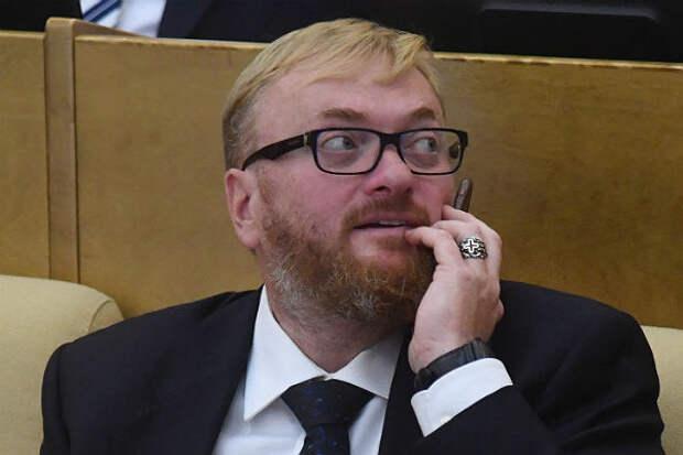 Милонов предложил запретить продажу алкоголя 1 сентября