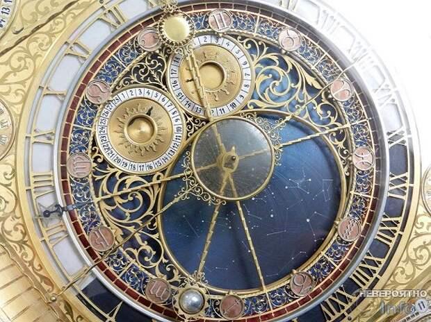 В каждой точке пространства своё время