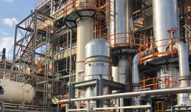 На9% увеличивается производство нефтехимии вИране