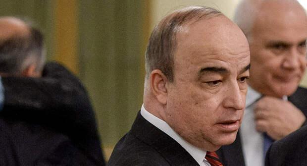 Шукурджон Зухуров. Архивное фото