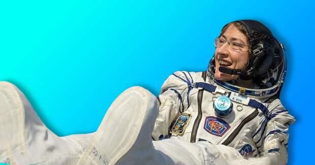 7 удивительных фото возвращения космонавтов