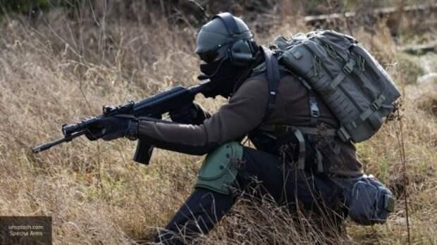 Украина идет на эскалацию: на помощь ВСУ в Донбасс прибыли солдаты британской ЧВК «Эринис»