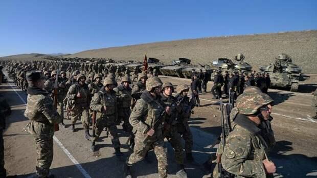 В Армению вторглись более 1000 азербайджанских военных
