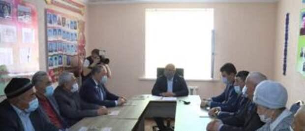 Шардаринским ветеранам покажут новый Туркестан