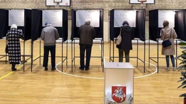 Выборы вЛитве: напервое место вырвались русофобы
