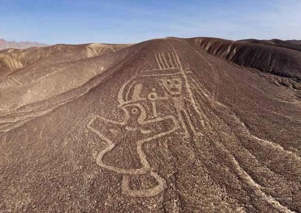 Геоглифы: тайные послания древних инопланетян или ориентиры для пилотов