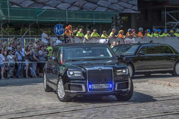10 автомобилей мировых лидеров: Аурус, «Зверь» и другие