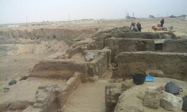 В Египте обнаружили древний монашеский город