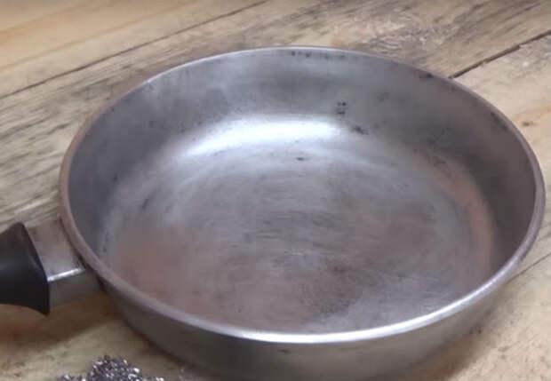 Пищевая сода: чудо-средство для чистки сковородки