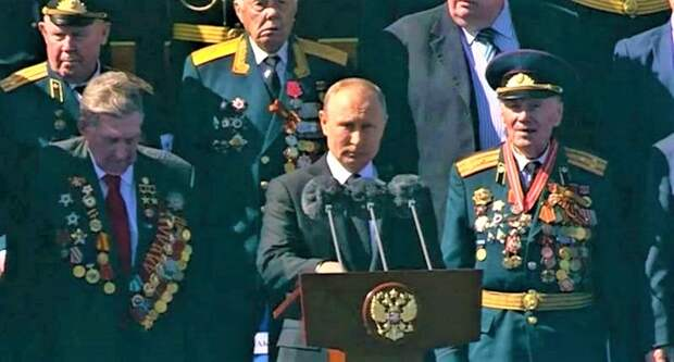 Не важно, что сказал политик, если только он не Путин