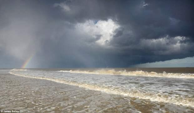Зрелищные погодные явления