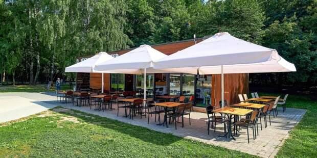 Более 100 кафе и ресторанов подали заявки на создание у себя бесковидных зон. Фото: М. Денисов mos.ru