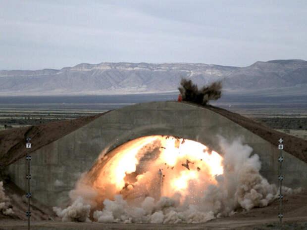 ВКС РФ применили против боевиков ИГИЛ в Сирии бомбы БетАБ-500