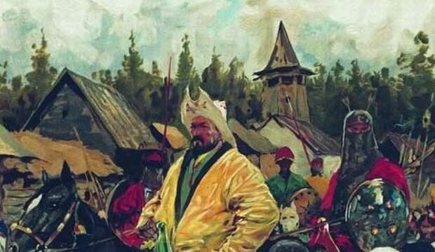 РАЗБОРКА В КУРСКОМ КНЯЖЕСТВЕ (конец XIII в.)