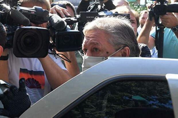 Ефремов ранее привлекался куголовной ответственности захулиганство