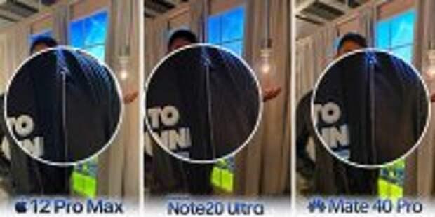 Эксперт сравнил технические возможности камер топовых смартфонов от Apple, Samsung и Huawei
