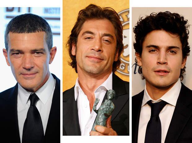 Великолепная семерка: самые горячие испанские актеры