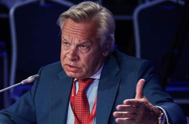 Пушков прокомментировал отпуск Псаки в разгар кризиса в Афганистане