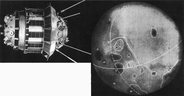 Первые фотографии обратной стороны Луны