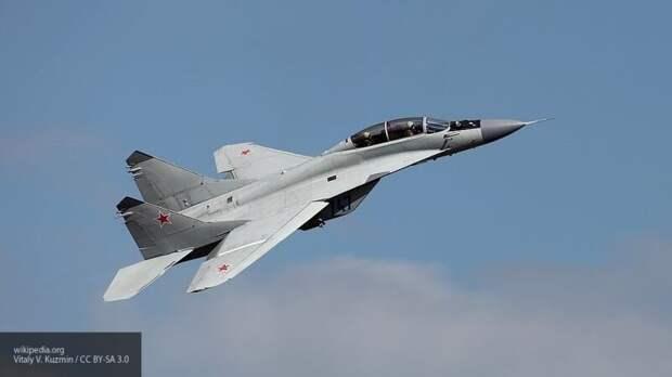 Воинствующий непрофессионализм: на рекламе армии США изображены МиГ-29