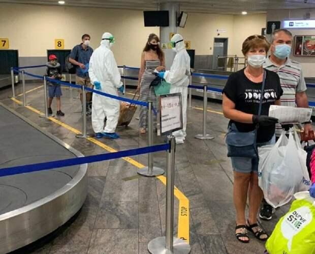 Более 20 тысяч пассажиров: спасатели продолжают дежурить в аэропортах