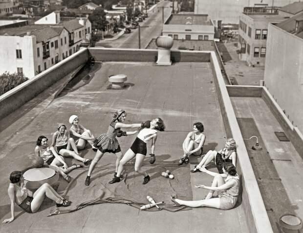 Шокирующие исторические фотографии