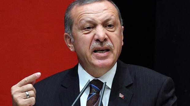 Эрдоган пообещал наказать Израиль за «террор» в отношении палестинцев