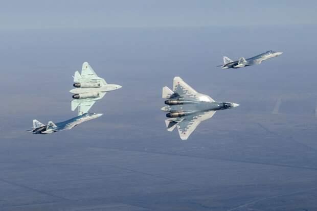 Эксперты издания The National Interest перечислили преимущества Су-57