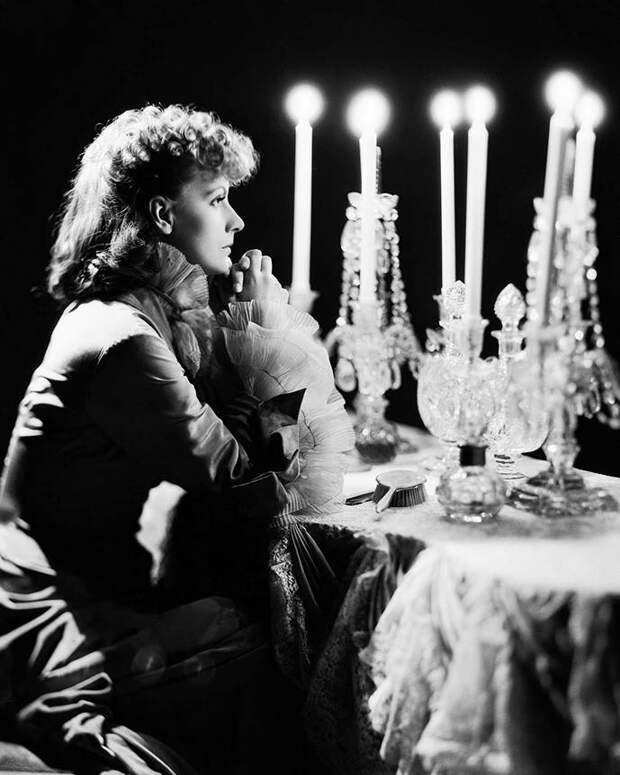 Грета Гарбо. «Анна Каренина», 1935
