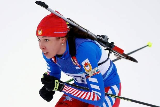 Биатлонистка из Удмуртии Ульяна Кайшева выступит на этапе Кубка мира в Финляндии