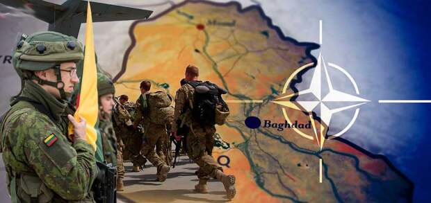 Литва и НАТО: сынок, водочки принеси