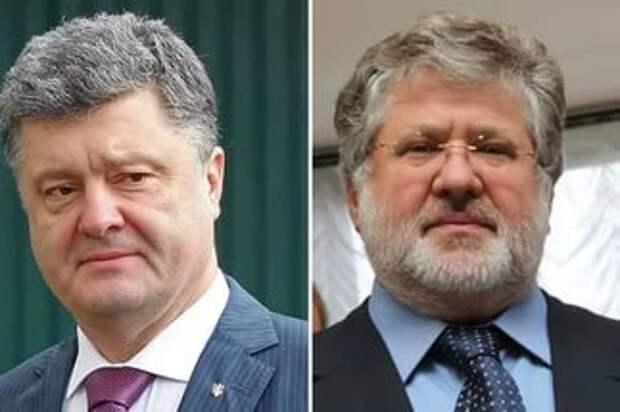 """""""Путин прекрати"""": Порошенко и Коломойский получат по 30 сребренников от России"""