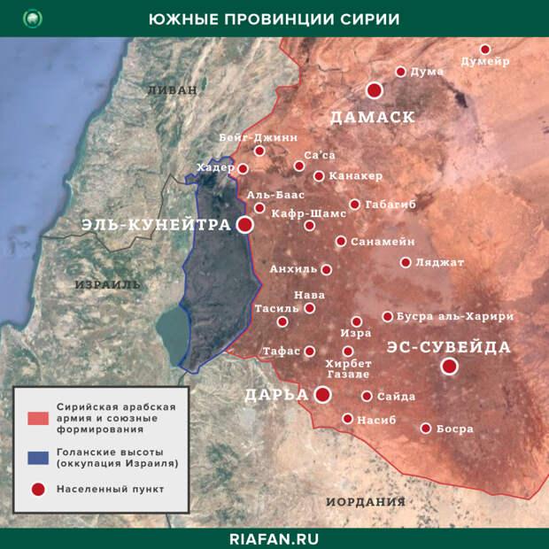 ООН признает Голанские высоты оккупированной территорией Сирии