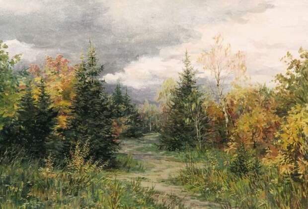 художник Мария Вишняк картины - 15