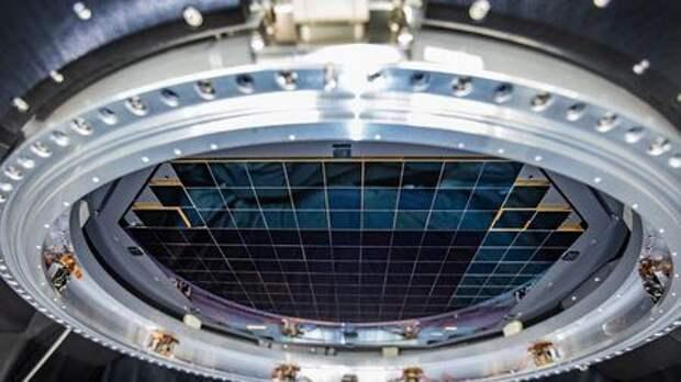 В США испытали самую большую в мире цифровую камеру