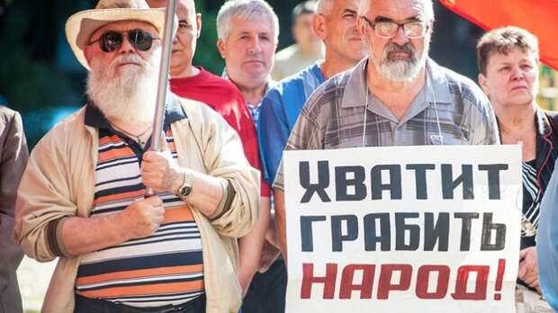 Михаил Делягин: В схватку с Западом Россия вступила в разобранном состоянии