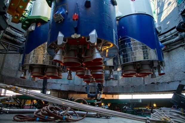 Роскосмос отложил пуск «Союза» соспутниками из 18 стран