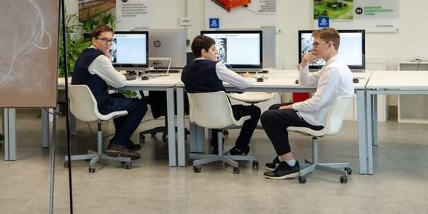 Собянин рассказал о достижениях московского образования Фото: Д. Гришкин mos.ru