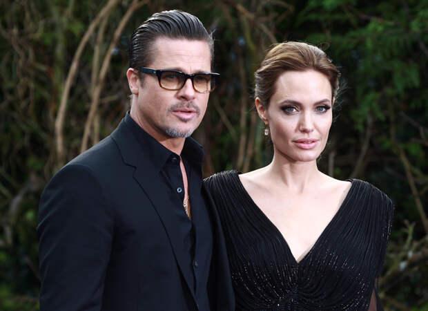 Судья остается: Анджелина Джоли потерпела поражение в бракоразводном процессе с Брэдом Питтом