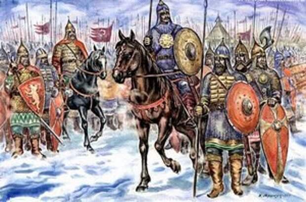 Разведопрос: Клим Жуков про Липицкую битву 1216 года