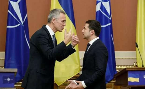 Украину не пригласили на саммит НАТО 14 июня