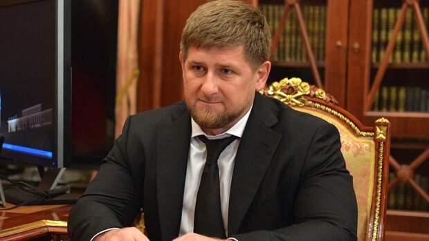Глава Чечни ответил на вопрос о желании стать лидером России