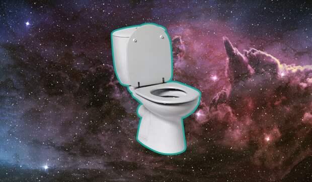 «Тебе нужно помогать себе перчатками» – 6 фактов о том, как космонавты ходят в туалет в космосе