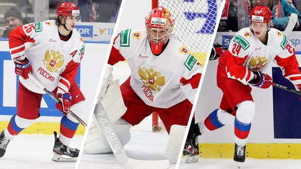 Лучшие игроки сборной России наМЧМ. Среди них нет капитана ифаворита драфта НХЛ