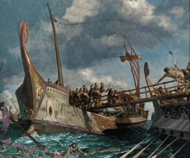 Рим и Карфаген: первое столкновение