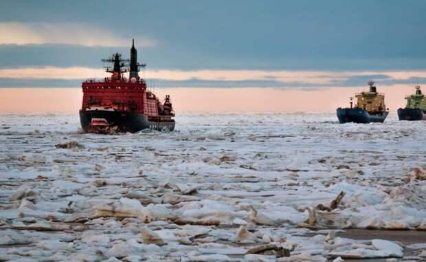 Токио хочет «отнять» у России Северный морской путь