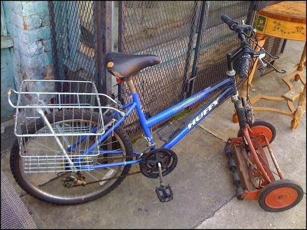 Из серии WTF? WTF?, wtf, велосипеды, необычное, подборка, странное, транспорт