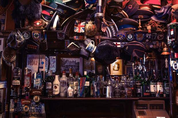 The Nags Head pub - Белгравия