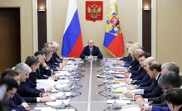 Путин хотел «обнулиться» сам, но «обнулится» весь Кремль, включая Пескова