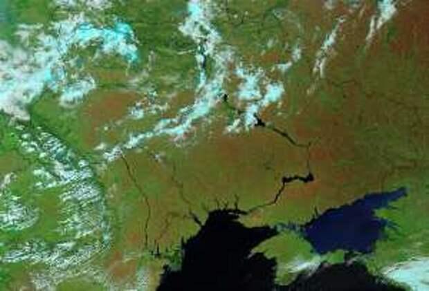География «украинского» фронта